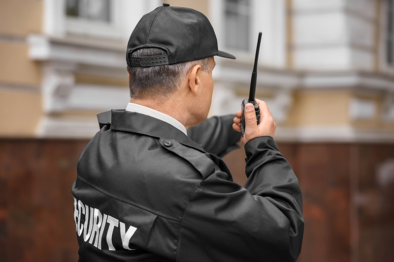 How To Be A Security Guard Uk in Swindon Wiltshire