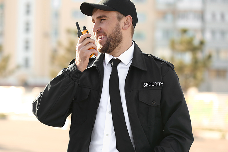 Security Guard Job Description in Swindon Wiltshire