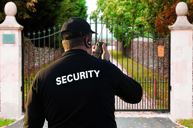 Security Guard Services in Swindon Wiltshire